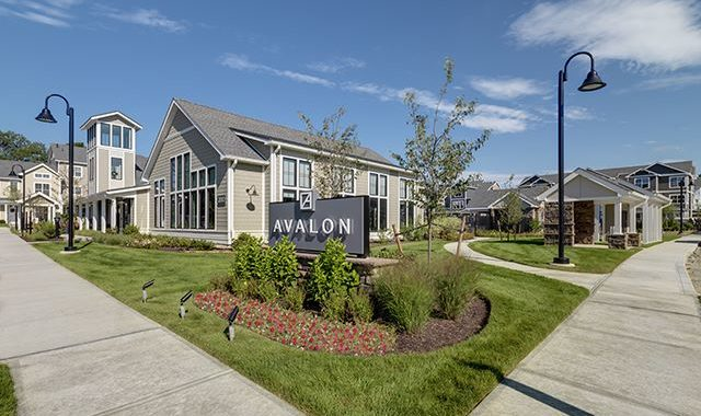 Avalon Exterior Grounds